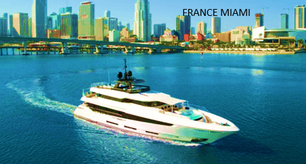 luxury private yacht charter in miami
